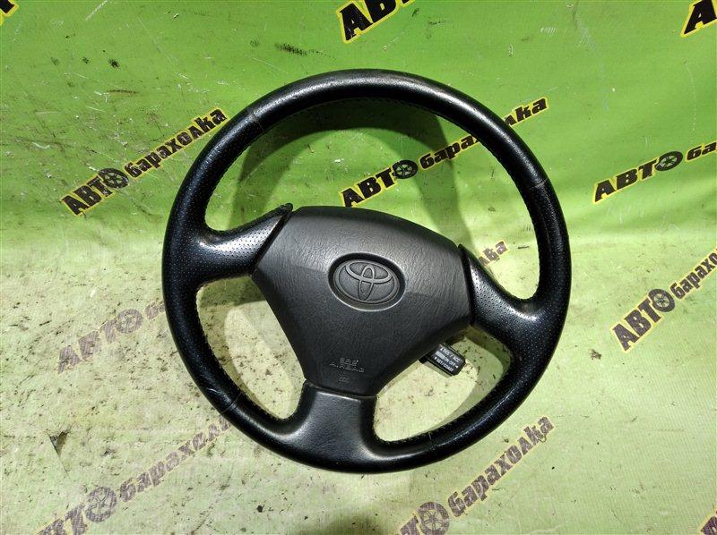 Руль с airbag Toyota Aristo JZS160 2JZ-GE 1997