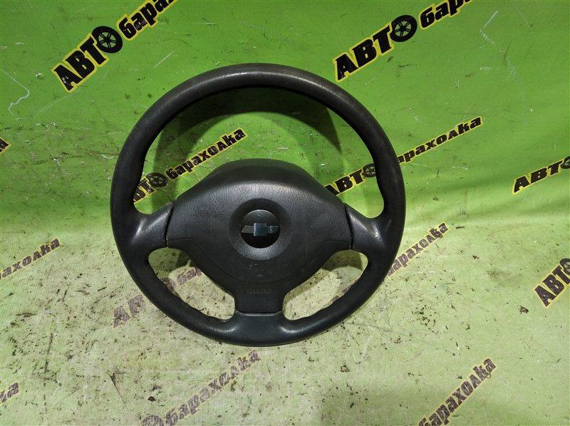 Руль с airbag Chevrolet Cruze HR52S M13A 2004