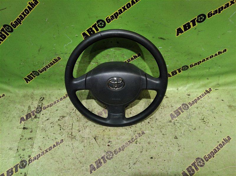 Руль с airbag Toyota Passo KGC10 1KR-FE 2006