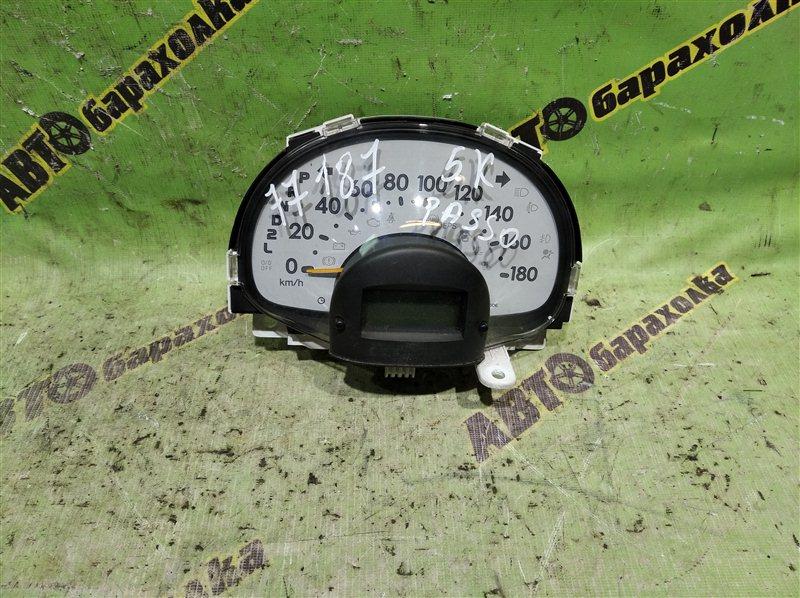 Спидометр Toyota Passo KGC10 1KR-FE 2006