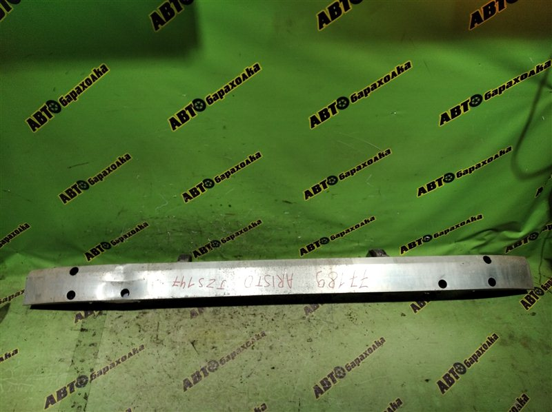 Жесткость бампера Toyota Aristo JZS147 задний