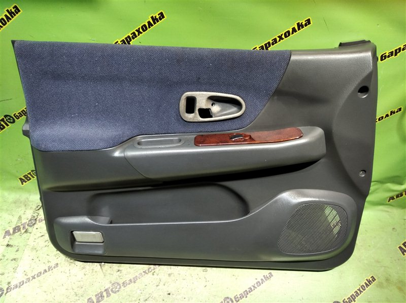 Обшивка дверей Mitsubishi Challenger K99 6G74 1998