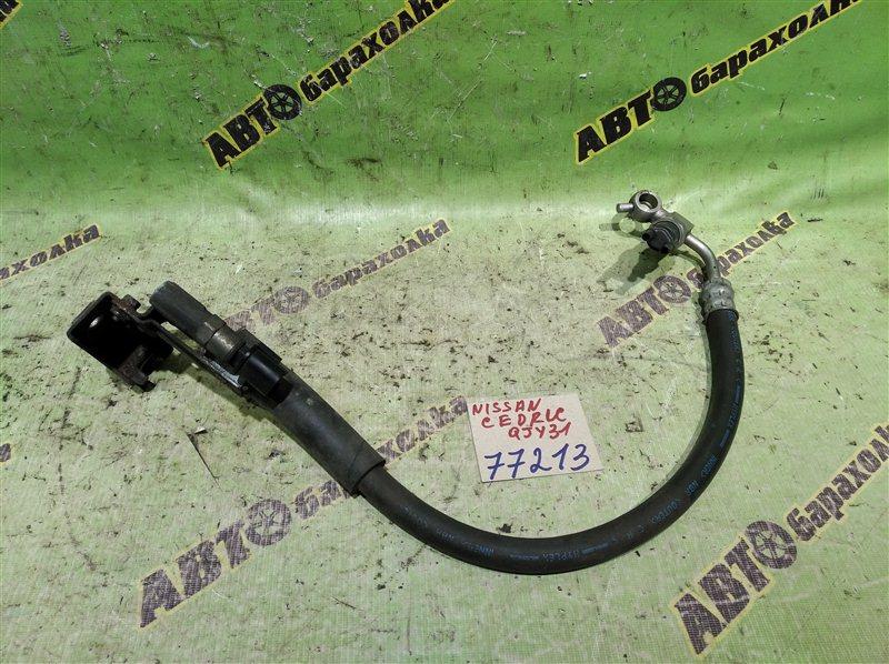 Шланг гидроусилителя Nissan Cedric QJY31 NA20(P) 2010