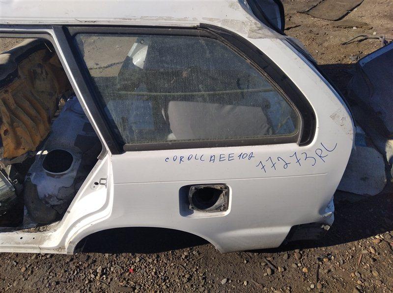 Крыло Toyota Corolla EE102 4E-FE заднее правое