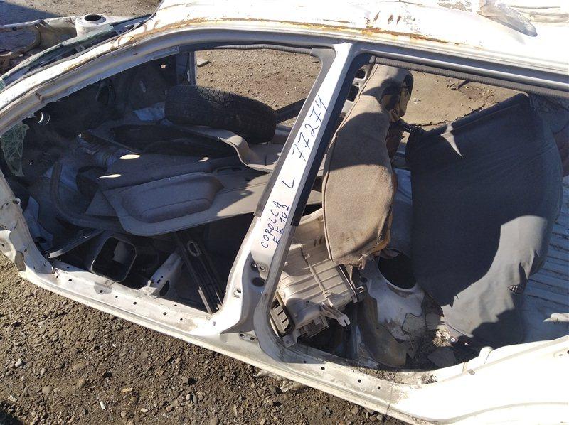 Стойка кузова Toyota Corolla EE102 4E-FE левая