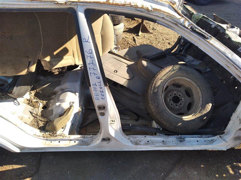 Стойка кузова Toyota Corolla EE102 4E-FE правая