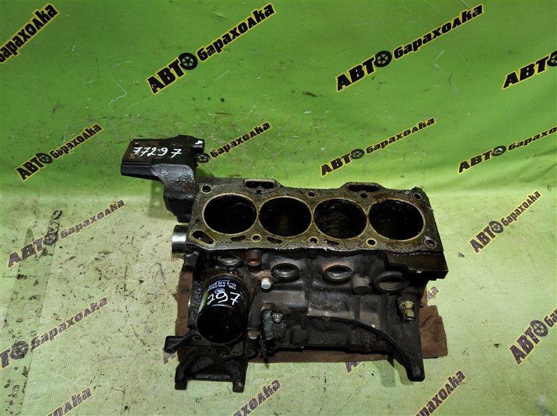 Блок двигателя Toyota Corolla EE102 4E-FE