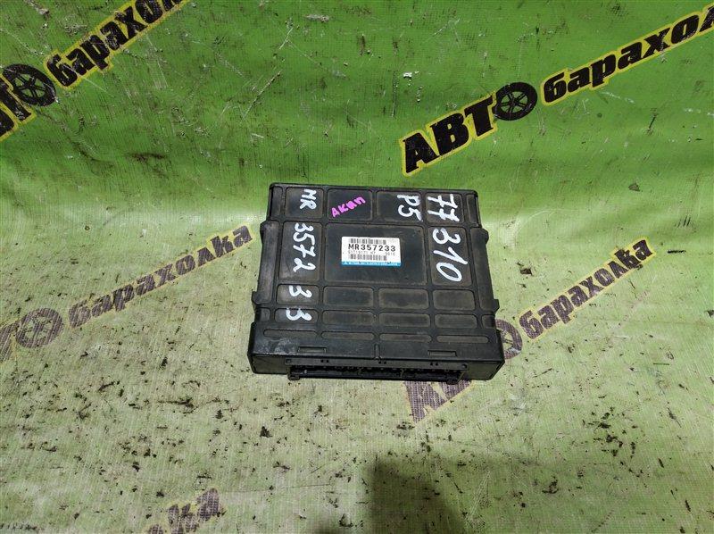 Блок переключения акпп Mitsubishi Delica PD8W 4M40 1999