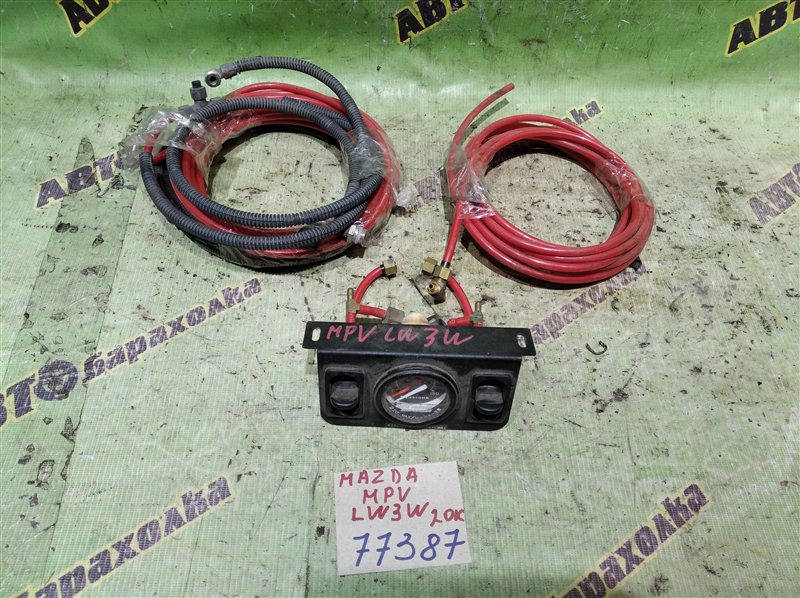 Буст-контроллер Mazda Mpv LW3W