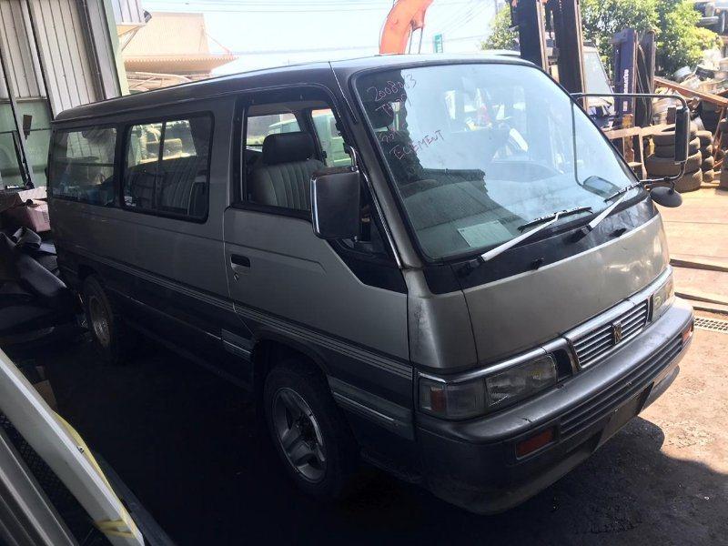 Акпп Nissan Caravan CRMGE24 TD27 1995