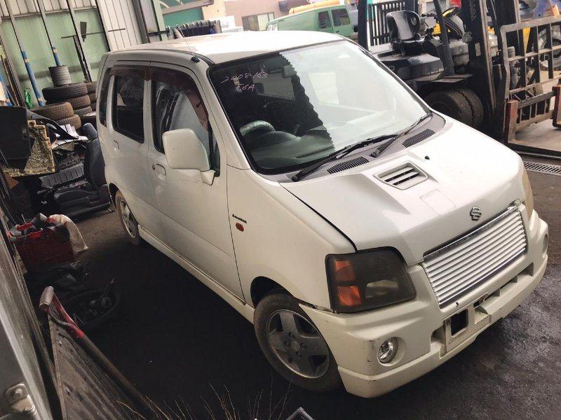 Двигатель Suzuki Wagon R MC11S F6A 2000