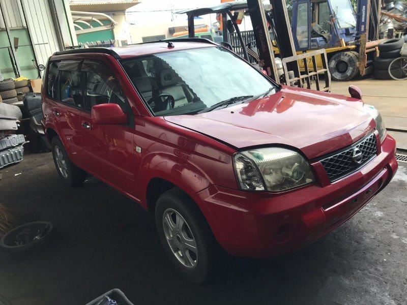 Акпп Nissan X-Trail NT30 QR20(DE) 2003