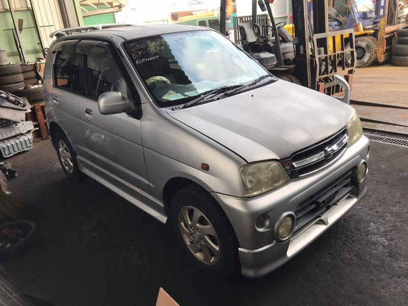Акпп Daihatsu Terios Kid J131G EF-DEM 2001