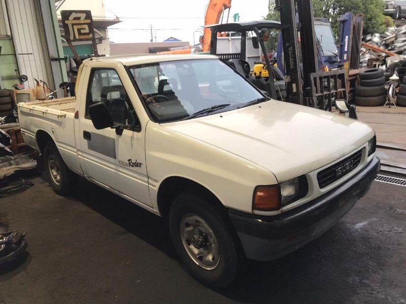 Мкпп Isuzu Rodeo TFS55F 4JB1T 1992