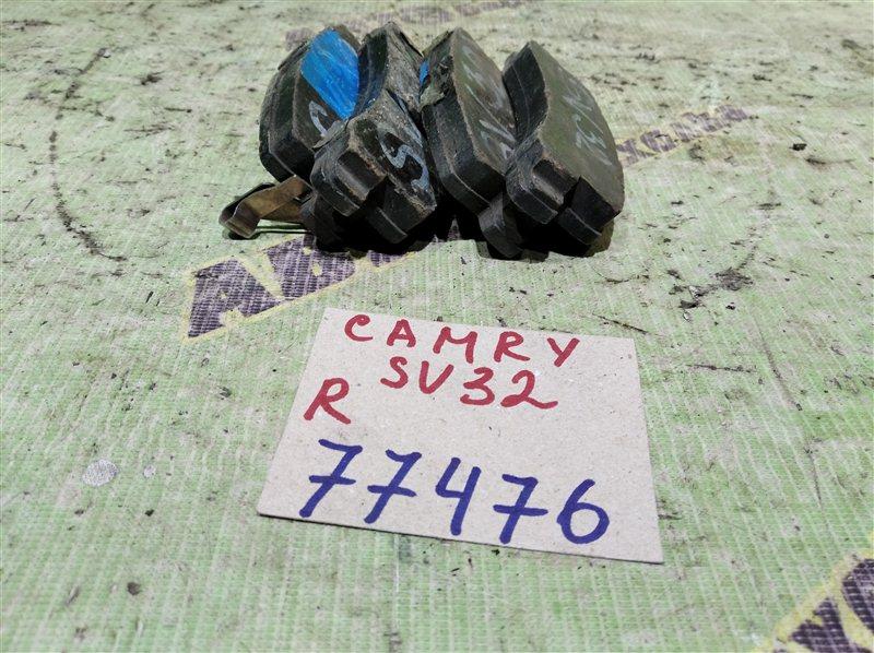 Колодки тормозные Toyota Camry SV32 задние