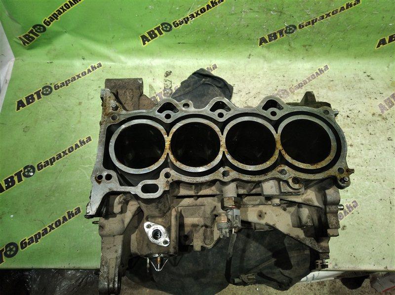 Блок двигателя Toyota Probox NCP50 1NZ-FE