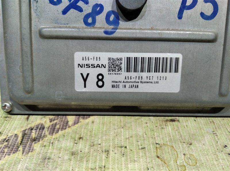 Блок efi Nissan Ad VAY12 CR12(DE) 2011