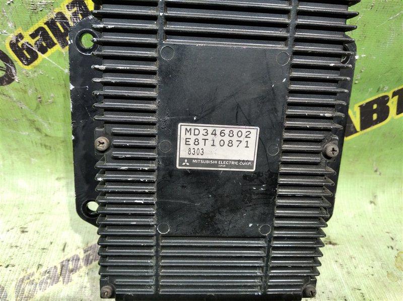 Блок управления форсунками Mitsubishi Challenger K99 6G74 1998