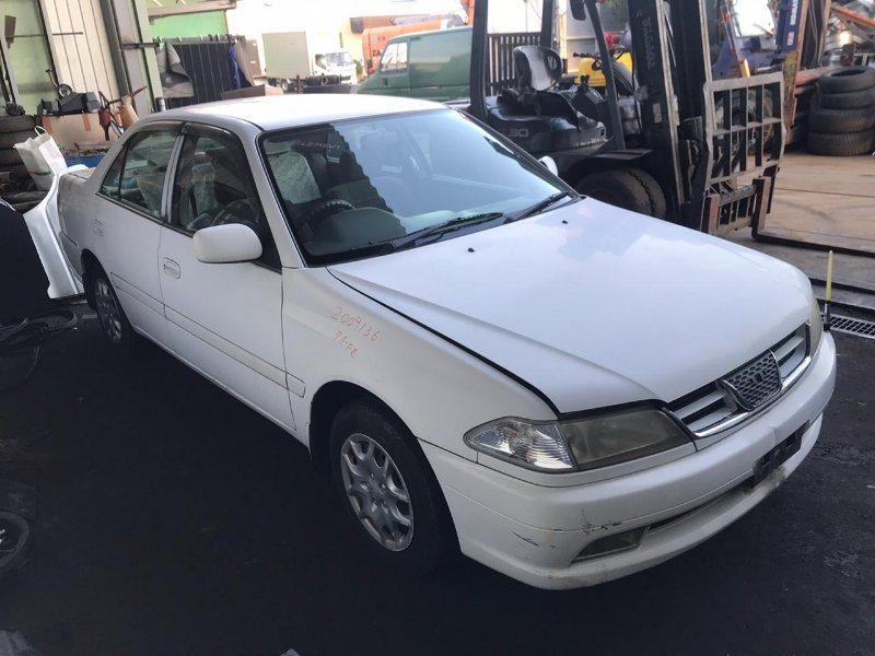 Капот Toyota Carina AT211 7A-FE 1998 передний