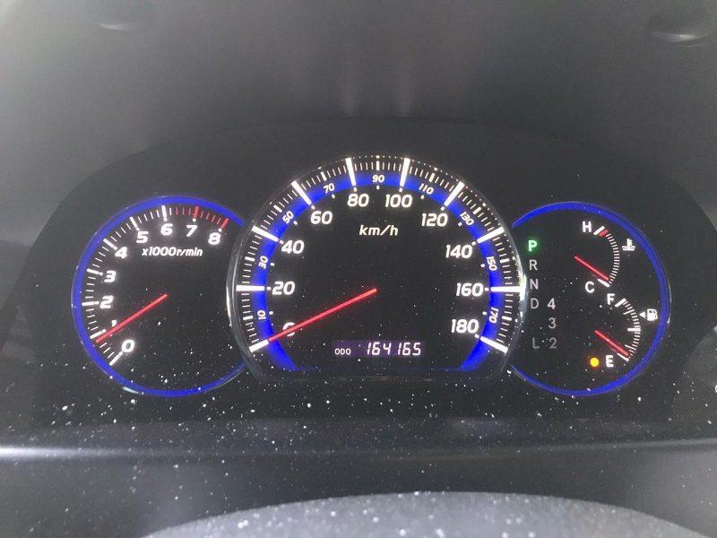 Спидометр Toyota Alphard MNH10 1MZ-FE 2005