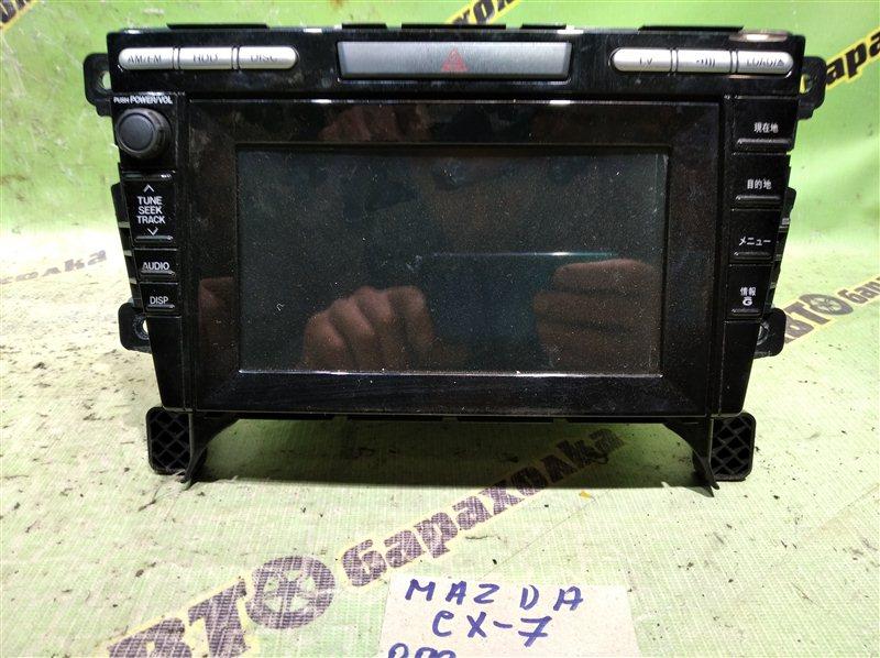 Магнитофон Mazda Cx-7 ER3P L3-VDT 2007