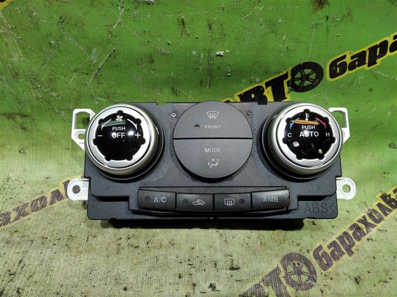Климат-контроль Mazda Cx-7 ER3P L3-VDT 2007