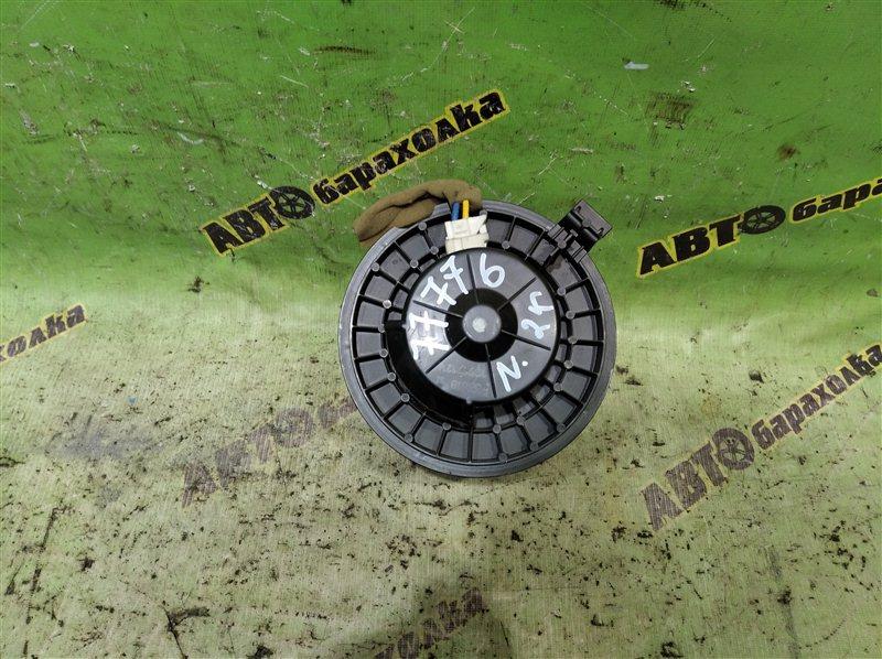 Мотор печки Nissan Wingroad Y12 HR15(DE) 2011