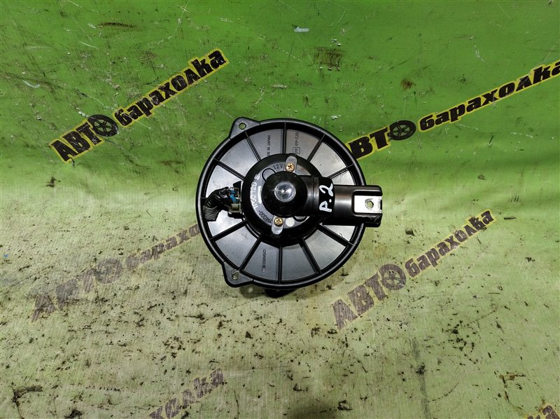 Мотор печки Honda Fit GD1 L13A 2002