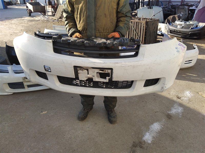 Бампер Toyota Bb QNC20 передний