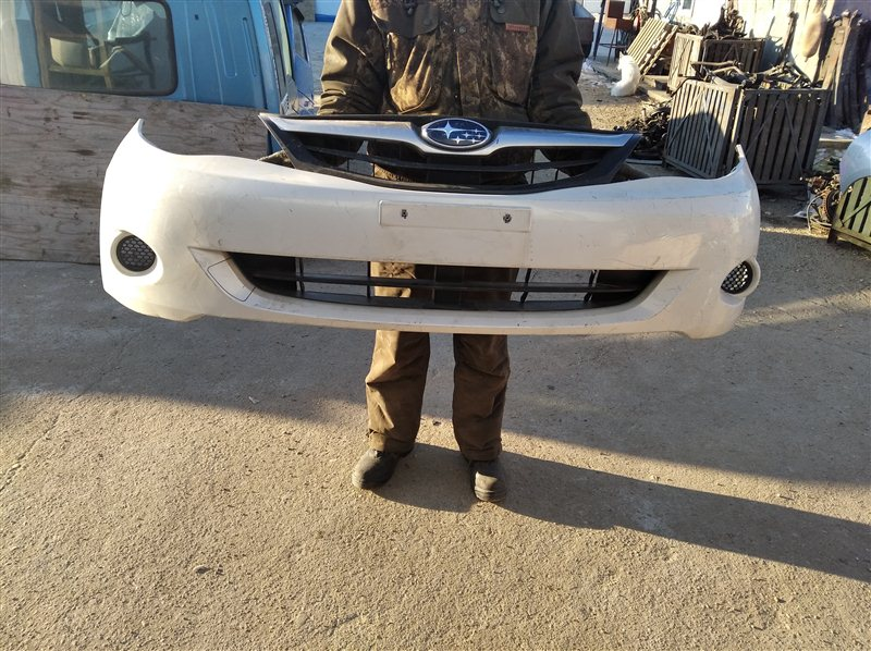 Бампер Subaru Impreza GH2 передний