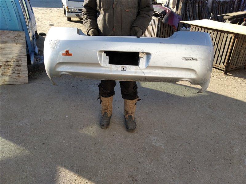 Бампер Nissan Skyline NV36 задний