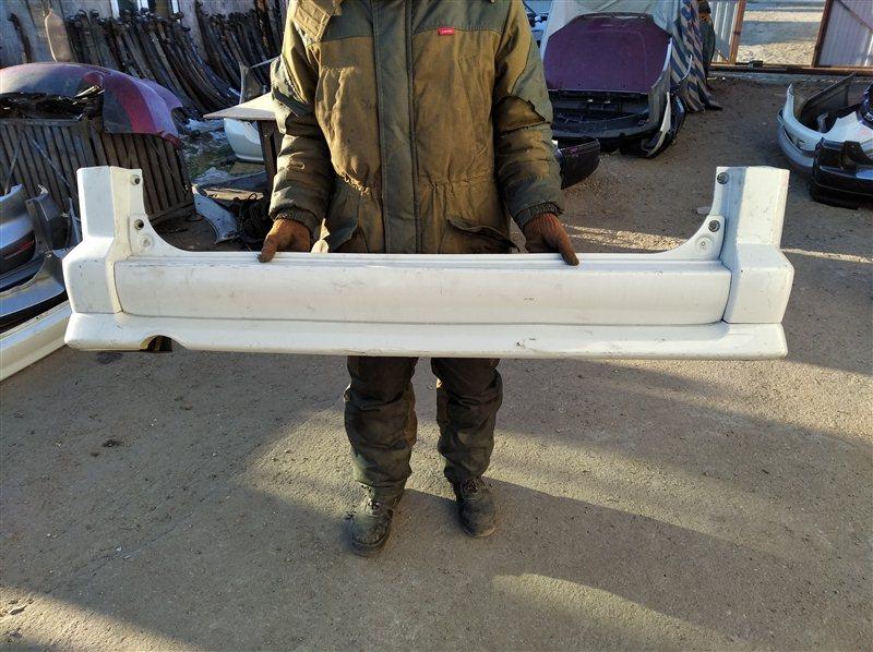 Бампер Honda Step Wagon RF3 задний
