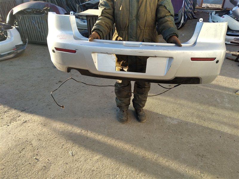 Бампер Mazda Axela BK5P задний
