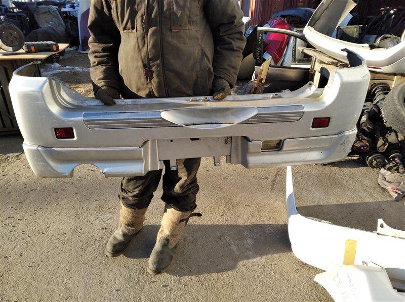 Бампер Daihatsu Terios Kid J131G EF-DEM 2001 задний