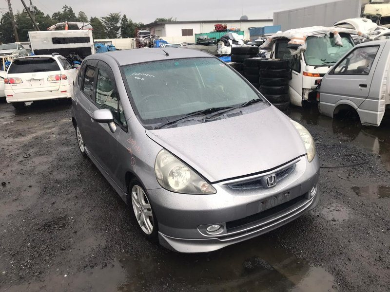 Жабо Honda Fit GD3 L15A 2002
