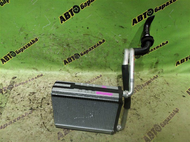 Радиатор печки Toyota Alphard MNH10 1MZ-FE 2005