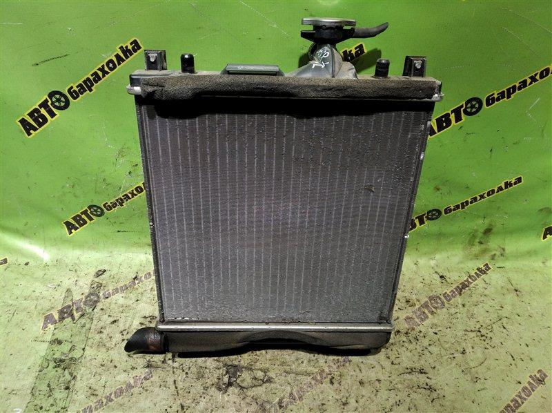 Радиатор основной Mazda Az-Wagon MJ21S K6A 2005