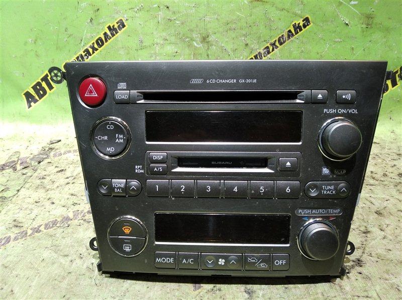 Климат-контроль Subaru Legacy BP5