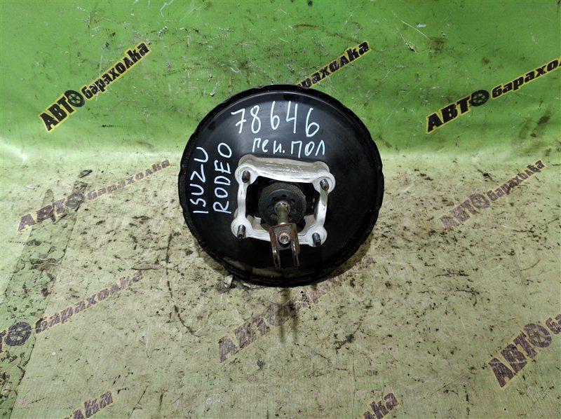 Главный тормозной цилиндр Isuzu Rodeo TFS55F 4JB1T 1992