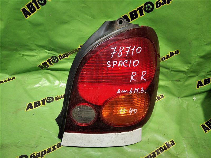 Стоп Toyota Corolla Spacio AE111 задний правый
