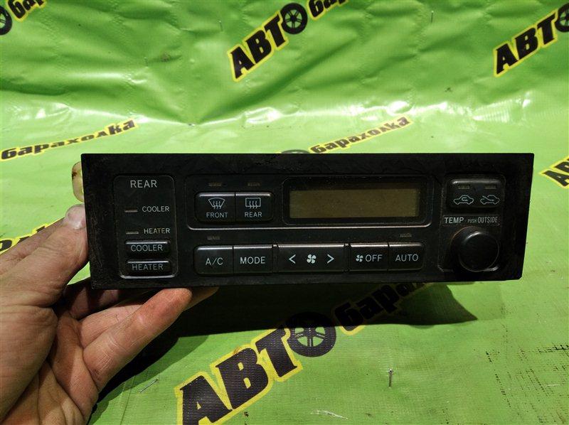 Климат-контроль Toyota Hiace Regius KCH40 1KZ-TE 1998