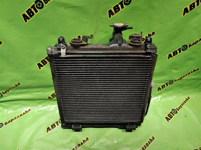 Радиатор основной Suzuki Kei HN22S K6A 2001