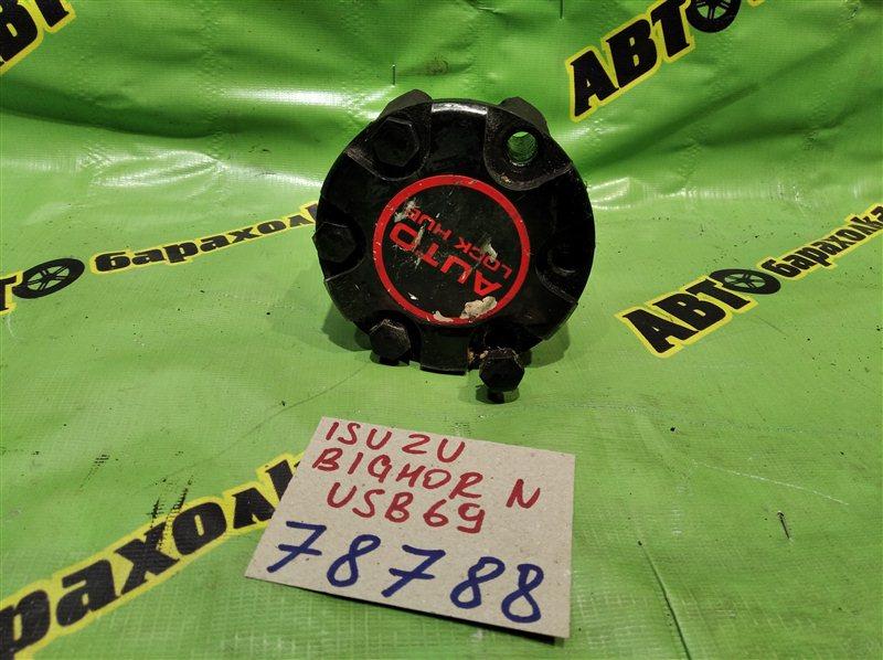 Локи Isuzu Bighorn UBS69 передние левые