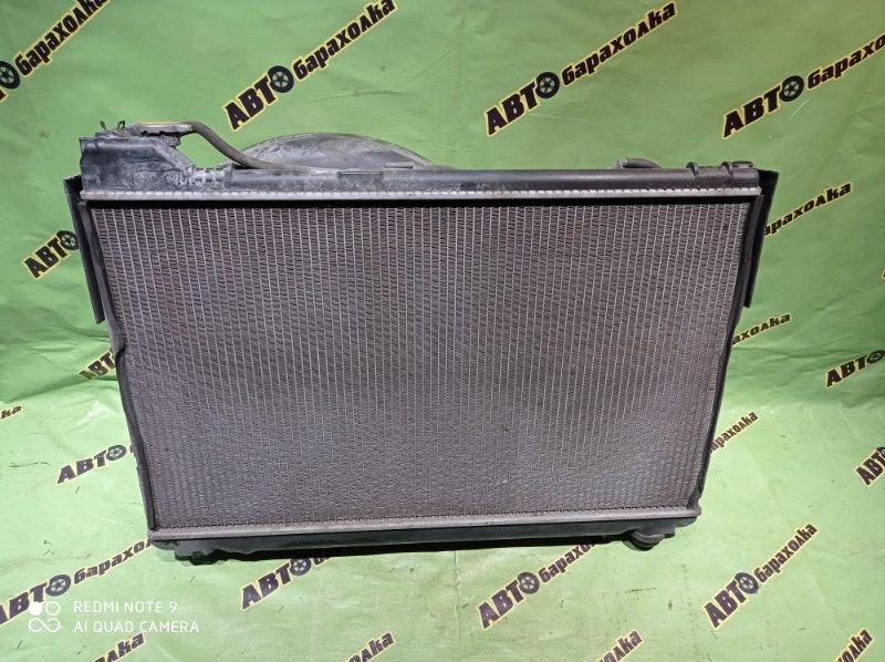Радиатор основной Toyota Crown JZS171 1JZ-FSE 2003