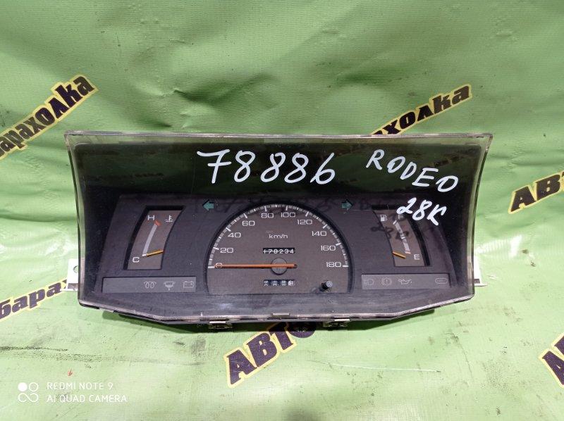 Спидометр Isuzu Rodeo TFS55F 4JB1T 1992