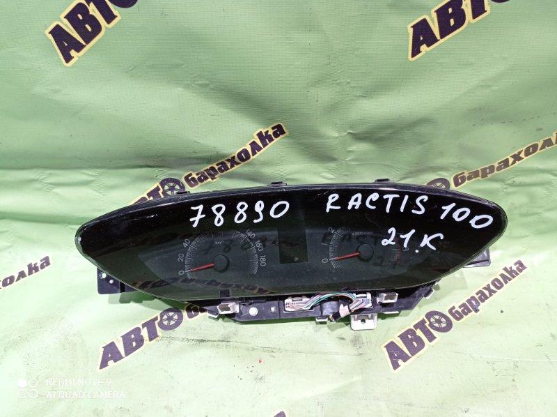 Спидометр Toyota Ractis SCP100 2SZ