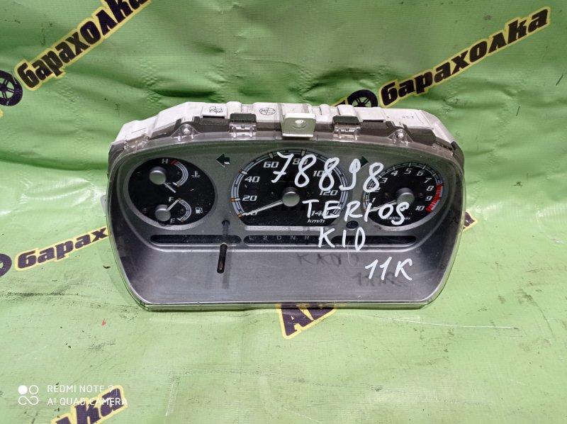 Спидометр Daihatsu Terios Kid J131G EF-DEM 2001