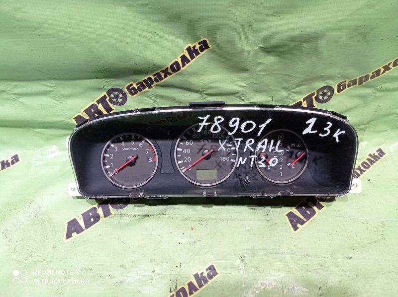 Спидометр Nissan X-Trail NT30 QR20(DE) 2003
