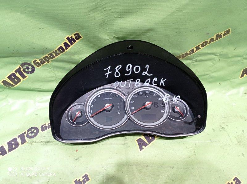 Спидометр Subaru Outback BP9 EJ253 2005