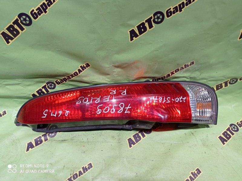 Стоп Daihatsu Terios Kid J131G EF-DEM 2001 задний правый